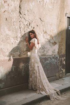 Immemorial / The LANE Editorial / Rue de Seine gown