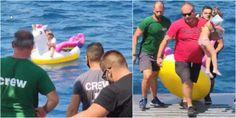 Απίστευτο περιστατικό: ferry boat διασώζει κοριτσάκι! Running, Sports, Hs Sports, Keep Running, Why I Run, Sport
