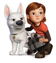 Penny (Bolt)/Gallery - Disney Wiki - Wikia