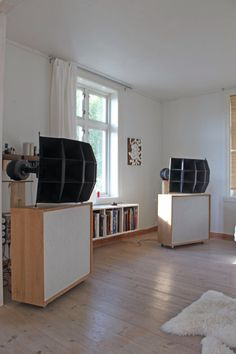Lars Tørressen is a qualified and dedicated DIY-oriented audiophile from Bergen, Norway. His current system is presented here.