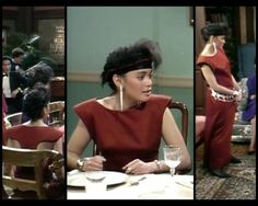 15 Times Denise Huxtable from 'The Cosby Show' Proved She Was A Fashion Icon