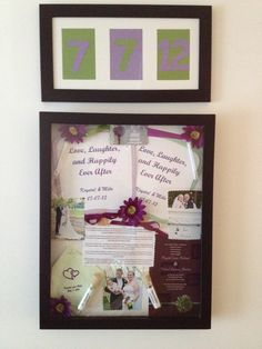 Wedding Anniversary Gift For My Sister : ... My sister in law, 25th wedding anniversary gift and Wedding gifts