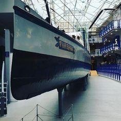 Turbinia #boat #newcastle #discoverymuseum