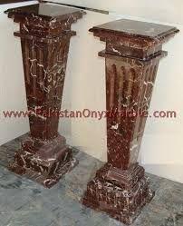 Image result for pedestal column stand