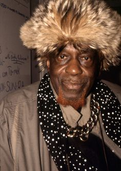 Sun Ra (I saw him at the Ann Arbor Jazz and Blues Festival in 1972. Amazing!)
