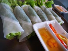 Fresh rice paper rolls with warm beef....so good #ricepaperrolls #beef  #lunch #saigon  #vietnam #food #dinner #vietnamesefood #restaurant #yummy #delicious #eat #streetfood #foodadventures #tastetravel #tastetravelfoodadventuretours #sunshinecoast #australia #holiday #vacation #instafood #instagood #followme #localsknow #cookingclass #foodie #foodietour #foodietravel