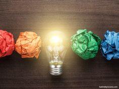 How light affects colour.