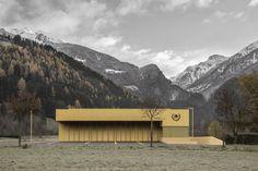 Pedevilla Architekten, Gustav Willeit · Firestation Sand In Taufers