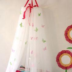Butterfly Netting Canopy