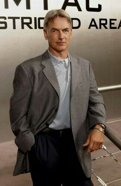 Mark Harmon - getting better with age ♥