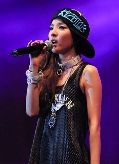 Dara 2NE1 Cool Girl