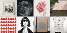 19 great sites to buy prints from. Works also for some inspiration
