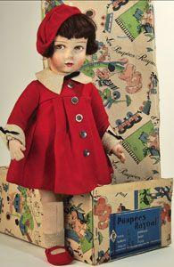 Poupée Raynal 1930    Par amour pour les poupées - Le Musée de la Poupée Paris - poupées de collection, poupées anciennes, poupées jouets...