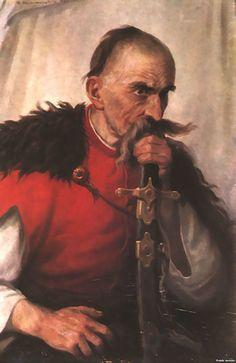 Ukrainian Cossack Ivan Sirko