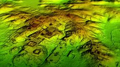 60,000 hidden Mayan ruins discovered by lasers in Guatemala