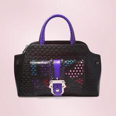 Paula Cademartori 🌸 PETITE RITA ✨ €440 ( prezzo originale € 1312) #borsa #leather #handbag #petite #leatherbag