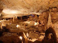 Inner Space Caverns Georgetown, TX
