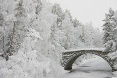 Silta (what a beautiful word)/  Bridge,  Finland -   photo by Juha Soininen