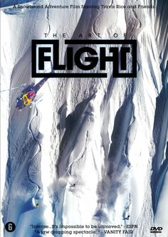 """The Art Of Flight - Two years in the making, """"The Art of FLIGHT"""" gives iconic snowboarder Travis Rice and friends the opportunity to redefine what is possible in the mountains."""