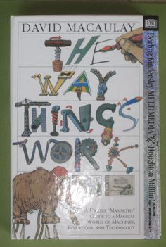 The Way Things Work Computer Program International by HobbitHouse