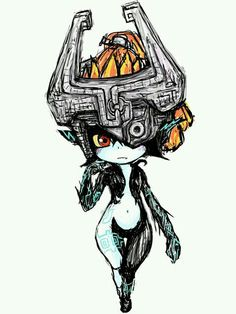 Midna (twilight princess)