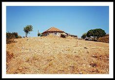 Turkey Framed Print featuring the photograph Old Turkey by Svetlana Yelkovan  #SvetlanaYelkovanFineArtPhotography #ArtForHome #FineArtPrints #Turkey #OldHouse #Travel #Wanderlust