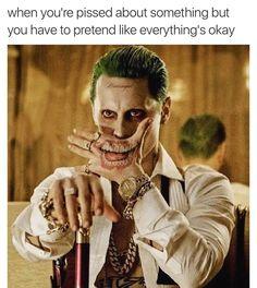 Why Jared Leto's Joker deserved better in 'Suicide Squad' Joker Film, Joker Art, Joker Batman, Harley Quinn Comic, Joker And Harley Quinn, Fotos Do Joker, Harey Quinn, Joker Halloween, Jared Leto Joker