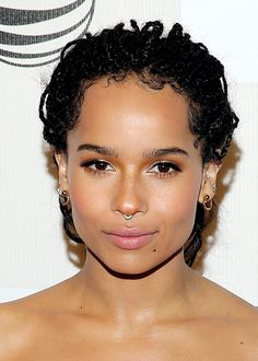 Zoe Kravitz attends the premiere of 'Good Kill' during the 2015 Tribeca Film Festival at BMCC Tribeca PAC on April 19, 2015 in New York City.