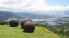 Balls of gods. Costa Rica