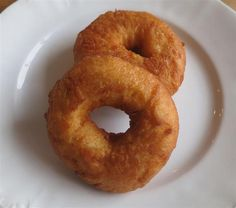 Salvation Army doughnuts are simple, delicious - Original World War I Salvation. - Salvation Army doughnuts are simple, delicious – Original World War I Salvation Army Doughnuts - Cake Donut Recipe Fried, Best Donut Recipe, Baked Donut Recipes, Grandma's Recipes, Apple Recipes, Drink Recipes, Sweet Recipes, Dessert Recipes, Desert Recipes