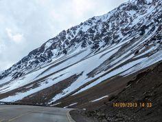 RN.7 - Cordilheira dos Andes - Argentina