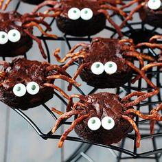 Brownie Spiders!!