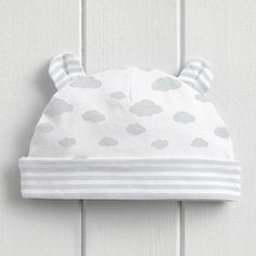 Cloud Bear Ears Hat | The White Company