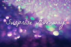 Rodan + Fields preferred customer giveaway.  First preferred customer of the month gets a special surprise!