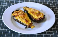 Cookbook Recipes, Cooking Recipes, Greek Recipes, Eggplant, Baked Potato, French Toast, Pork, Food And Drink, Herbs