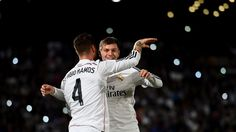 Ramos and Kroos <3