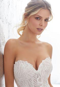 Wedding Dresses Photos, Bridal Wedding Dresses, Wedding Dress Styles, Princess Bridal, Glamour, Dress Picture, Blonde Beauty, Perfect Wedding Dress, The Dress