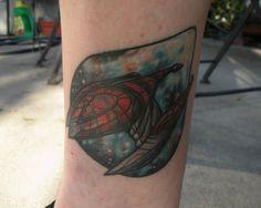 Farscape tattoo - Talyn
