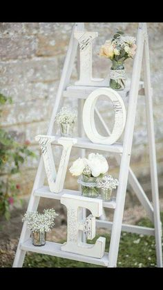 Prop decor for any wedding