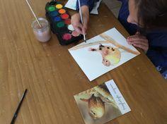 Plastic Cutting Board, Children, Home