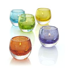 Shop Crate and Barrel for a variety of candle holders, including glass hurricanes, votive, pillar and tealight holders, sconces and more. Candle Lanterns, Candles, Easter Colors, Home Gadgets, Tea Light Holder, Crate And Barrel, Cool Gifts, Colored Glass, Accent Decor