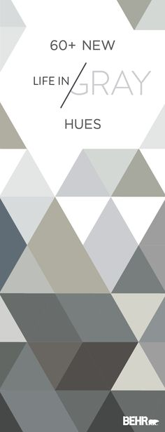"Add some style to your home with this season's latest color trend. Gray is the perfect neutral and goes with almost every decor style. Whether you pair it with different pops of color or use it to create a simple monochromatic living space, you'll find that gray is the perfect selection for your space. Your Life in Gray""has never looked better."