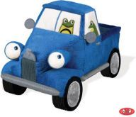Little Blue Truck Plush Toy, Beep! Written by Alice Schertle and richly illustrated by Jill McElmurry, Little Blue Truck finds the rewards of helping others as he motors along on a muddy country road. 1st Birthday Parties, 2nd Birthday, Birthday Ideas, Golden Birthday, Kid Parties, Theme Parties, Birthday List, Birthday Celebrations, Birthday Cakes