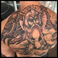 Asatru tattoo