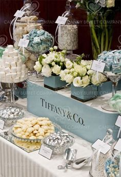 Tiffany Party | Parties for Kids
