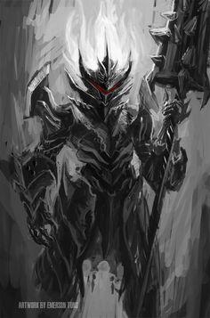 anime dragon armor - Google Search Evil Knight, Knight Art, Dark Knight, Fantasy Armor, Medieval Fantasy, Dark Fantasy, Dragon Armor, Dragon Knight, Monster Characters