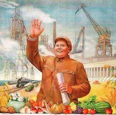 La Chine sous Mao Zedong, de 1949 à 1976 (1/2)
