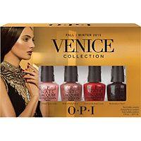 OPI - Venice Nail Lacquer 4 Pc Mini Set in  #ultabeauty
