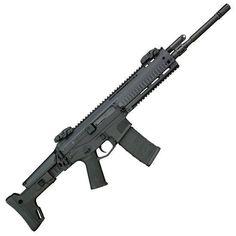 Bushmaster ACR Enhanced Semi Auto Rifle .223 Rem/5.56 NATO 16.5 Hammer Forged Barrel 30 Round Side Folding Stock Quad Rail Forend Magpul BUIS Black