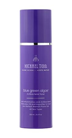Michael Todd  Blue Green Algae Balancing Toner Enhances Freshly Cleansed Pores with Caplming Minerals and Fortifying Nutrients 84 Ounces * Check this awesome product by going to the link at the image.